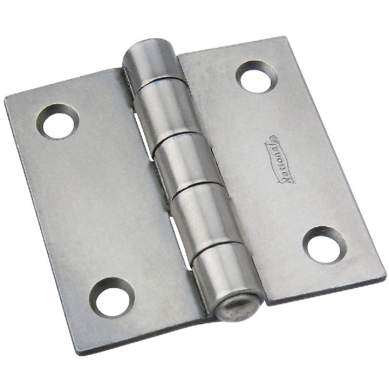 National 2 In. Square Steel Broad Door Hinge Image 1