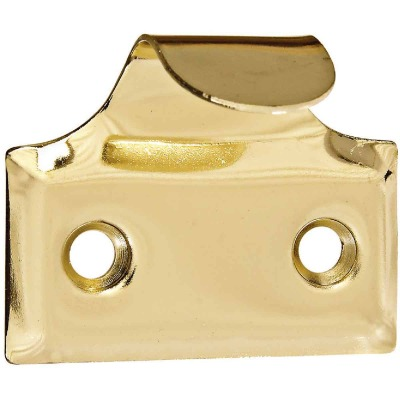 National 135 Brass Steel Window Sash Lift (2 Count)