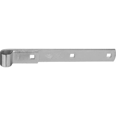 National 10 In. Zinc Hinge Strap