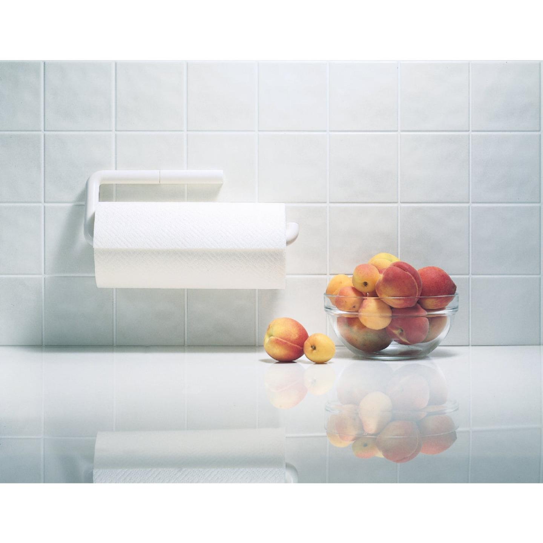 InterDesign Wall Mount Paper Towel Holder Image 2
