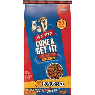 Alpo Come & Get It! Bonus Size 52 Lb. Dry Dog Food