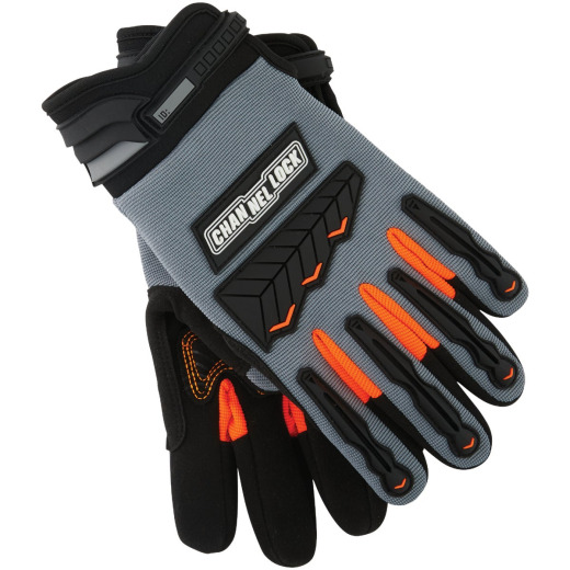 Channellock Men's XL Synthetic Heavy-Duty Demolition Glove