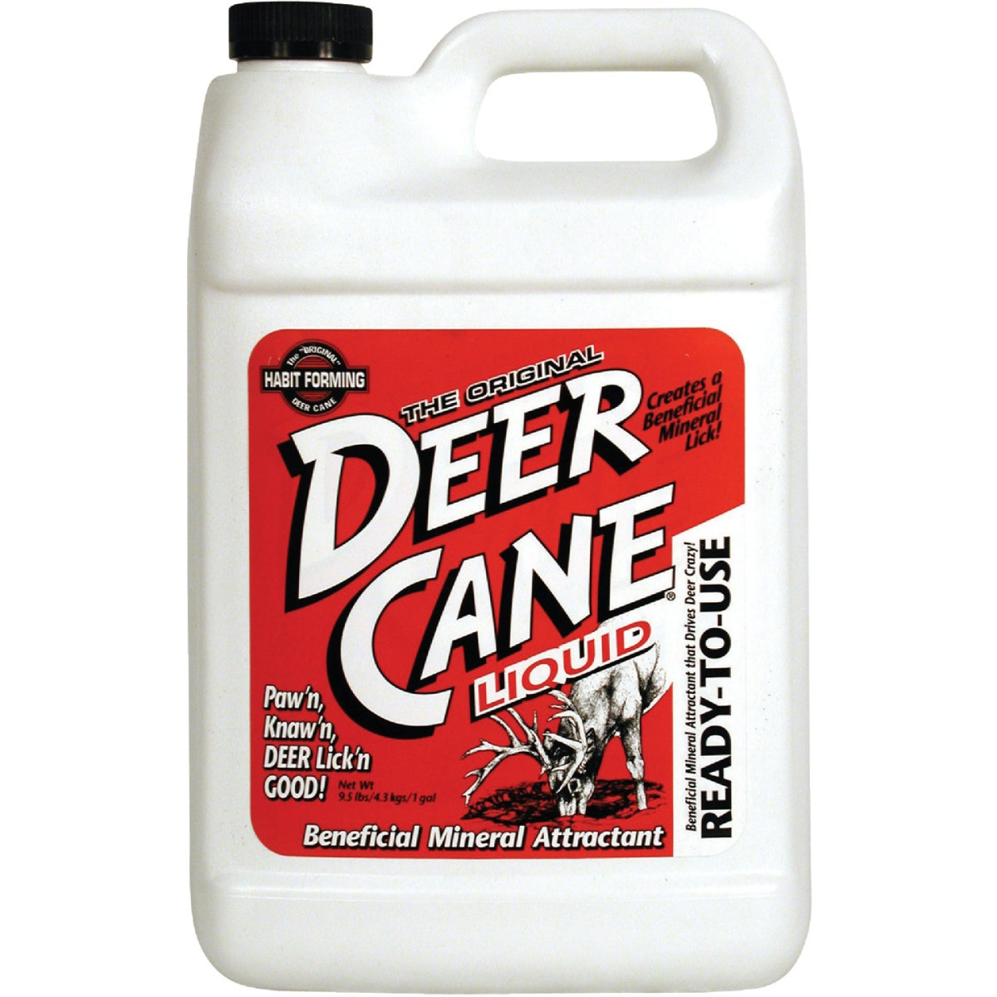 Deer Cane 1 Gal. Liquid Deer Mineral Attractant Image 1